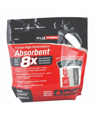 FLOTOOL HIGH PERFORMANCE ABSORBENT 1.36KG (3LB) BAG