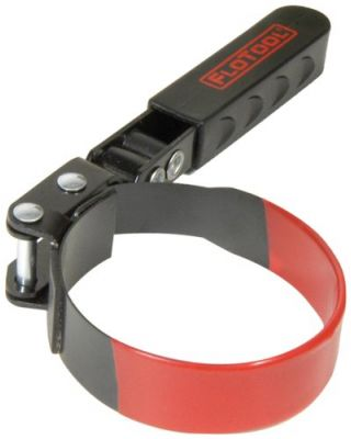 FLOTOOL GRIPTECH SWIVEL HANDLE SMALL OIL FILTER BAND WRENCH (73-85MM)