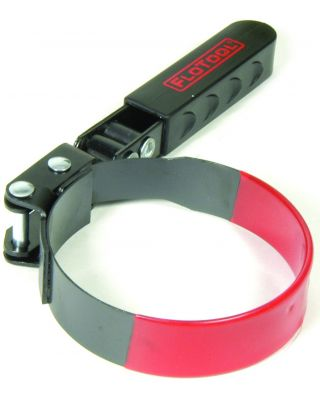 FLOTOOL GRIPTECH SWIVEL HANDLE MEDIUM OIL FILTER BAND WRENCH (85-95MM)
