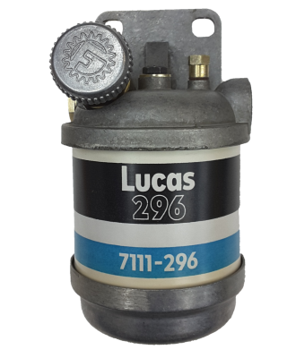 Lucas (Non genuine) Filter unit with Lift pump Plunger M6032