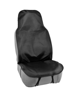 BELL AUTOMOTIVE NEVERWET BUCKET CAR SEAT PROTECTOR IN BLACK 22-1-70336-3