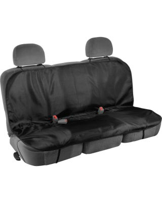 BELL AUTOMOTIVE NEVERWET BENCH CAR SEAT PROTECTOR IN BLACK 22-1-70337-3