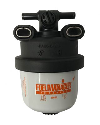 STANADYNE FUEL MANAGER FM10 FILTER/SEP ASSEMBLY 36691