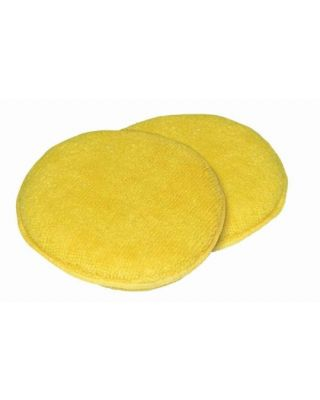 """Carrand The Gripper Pack of 2 (5"""") Microfiber Pads 40120"""