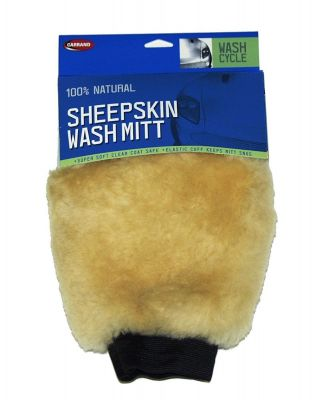 AUTOSPA Sheepskin Wash Mitt 40305