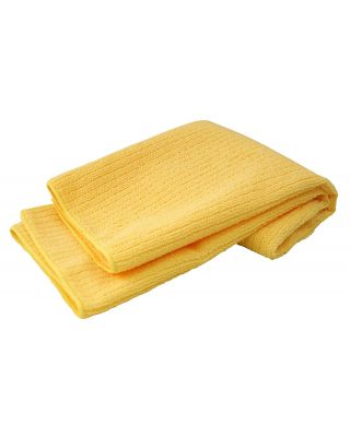 "CARRAND 22"" X 30"" DELUXE LARGE MICROFIBER DRYING TOWEL 45211"
