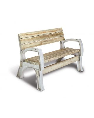 2x4 Basics AnySize Chair or Bench Kit (Sand)