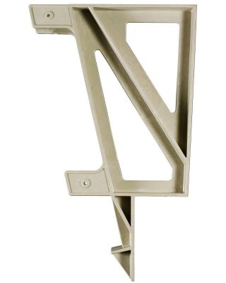 BUILD YOUR OWN 2X4 BASICS DEKMATE BENCH BRACKET (SAND) - 90166MIE