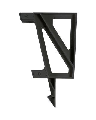 2x4 Basics Dekmate Bench Bracket (Black)