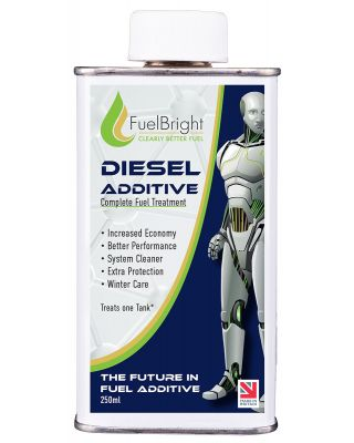 FuelBright Diesel Additive Complete Fuel Treatment 250ml