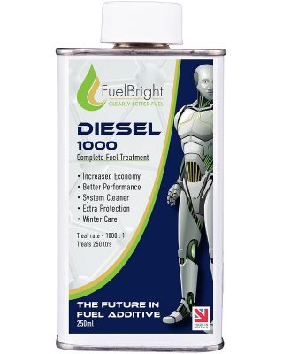 FuelBright Diesel 1000 Fuel Additive 250ml Tin