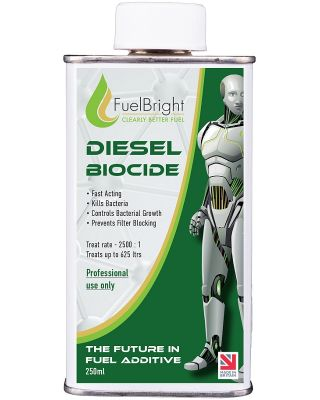 FuelBright Ultra-Care Biocide Diesel Additive 250ml
