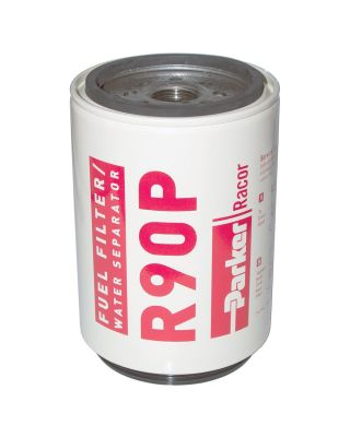 PARKER RACOR MARINE SPIN-ON FUEL FILTER ELEMENT R90P