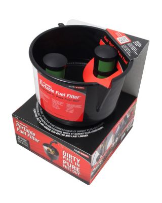 FLOTOOL MR FUNNEL FUEL FILTER FUNNEL RFF15C (12 GAL./MIN)