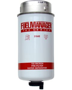 STANADYNE FUEL MANAGER FM100 FUEL FILTER ELEMENT 31648