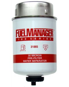 STANADYNE FUEL MANAGER FM100 FUEL FILTER ELEMENT 31865