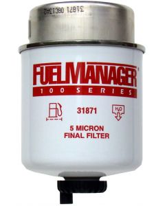 STANADYNE FUEL MANAGER FM100 FUEL FILTER ELEMENT 31871