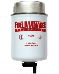 STANADYNE FUEL MANAGER FM100 FUEL FILTER ELEMENT 31873