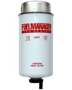 STANADYNE FUEL MANAGER FM100 FUEL FILTER ELEMENT 31877