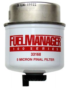 STANADYNE FUEL MANAGER FM100 FUEL FILTER ELEMENT 33168