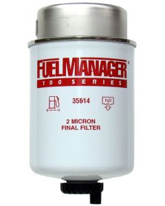 STANADYNE FUEL MANAGER FM100 FUEL FILTER ELEMENT 35614