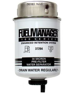 STANADYNE FUEL MANAGER FM100 FUEL FILTER ELEMENT 37294