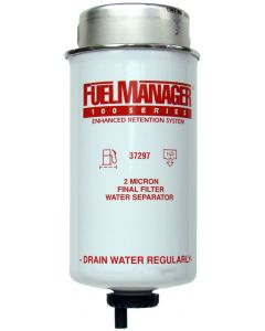 STANADYNE FUEL MANAGER FM100 FUEL FILTER ELEMENT 37297