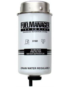 STANADYNE FUEL MANAGER FM100 FUEL FILTER ELEMENT 37302