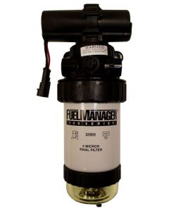STANADYNE FUEL MANAGER FM100 FILTER ASSEMBLY (5 MIC) 41775