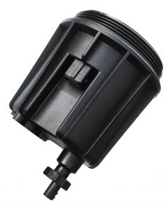 PARKER RACOR FUEL FILTER BOWL ASSEMBLY with 1M ohm Resister DRK00203