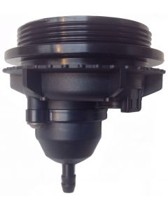 PARKER RACOR FUEL FILTER HDEP SVSD WATER DRAIN BOWL ASSEMBLY DRK00516