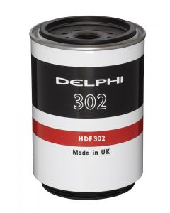 DELPHI DIESEL FUEL FILTER HDF302