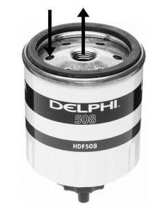 Delphi Diesel Fuel Filter HDF508