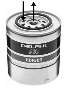 Delphi Diesel Fuel Filter HDF509