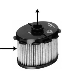 Delphi Diesel Fuel Filter HDF514