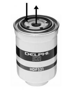 Delphi Diesel Fuel Filter HDF521
