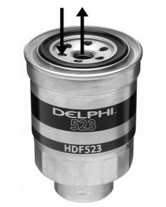 Delphi Diesel Fuel Filter HDF523