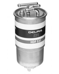 Delphi Diesel Fuel Filter HDF531