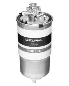 Delphi Diesel Fuel Filter HDF534