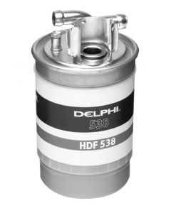 Delphi Diesel Fuel Filter HDF538