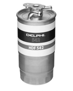 Delphi Diesel Fuel Filter HDF542