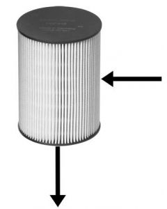 Delphi Diesel Fuel Filter HDF546
