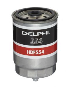Delphi Diesel Fuel Filter HDF554