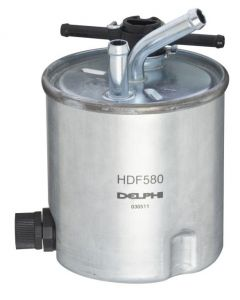 Delphi Diesel Fuel Filter HDF580