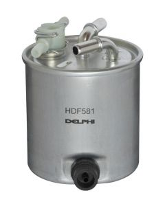 Delphi Diesel Fuel Filter HDF581