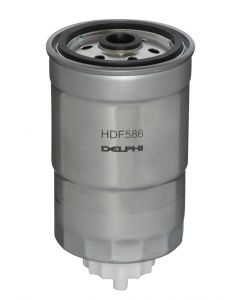 Delphi Diesel Fuel Filter HDF586