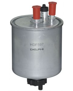 Delphi Diesel Fuel Filter HDF597