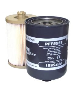 PARKER RACOR FUEL FILTER ELEMENT KIT PAR FIT PFF5551