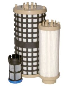 PARKER RACOR REPLACEMENT FUEL FILTER ELEMENT KIT NORTH AMERICAN APPLICATIONS PFF67555