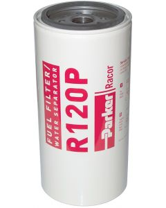 PARKER RACOR SPIN-ON FUEL FILTER ELEMENT R120P